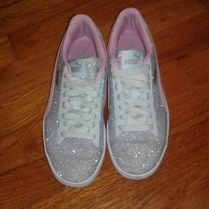 Puma Glittery Shoes
